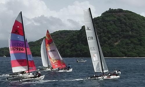 Championnat de Catamaran de Sport 2018