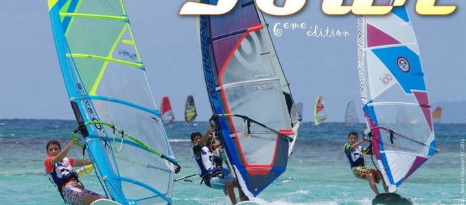 Challenge Windsurf Kiddy Tour 2018