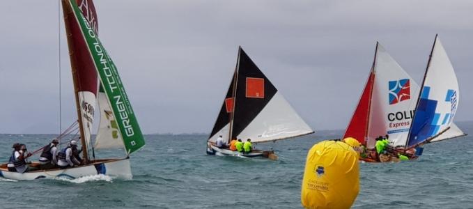 Championnat de Guadeloupe de Voile Traditionnelle 2018